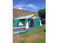 4-5man trailer tent