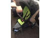 Phil & Teds Explorer Single Buggy Boxed all Extras!