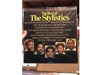 Soul vinyl records