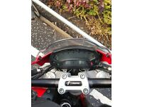 Ducati monster 796, termignoni exhaust, 7000 miles