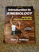 UPEI first year Introduction to Kinesiology Book