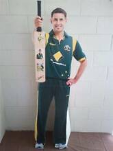 Mike Hussey Signed Life Size Cardboard Cutout. Castle Hill Townsville City Preview