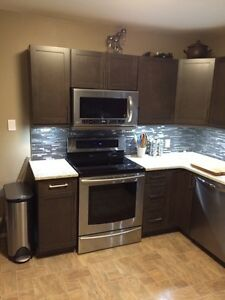 Furnished 2-bedroom compact executive rental