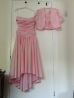 Pink Gown/Dress