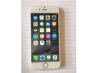IPhone 6 White Silver 64GB Unlocked
