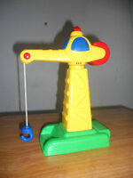 Discovery Toy Crane