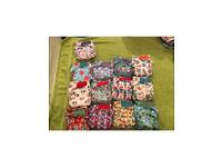 Reusable cloth nappies Totsbots Easyfit close pop in motherease