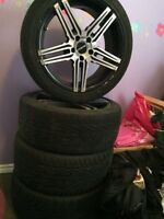 Rims&tires FOR SALE