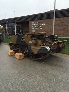 Looking for Bren gun carriers or parts
