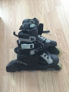 Rollerblades as new.