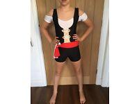 Pirate Dance Costume - Age 9-11 years