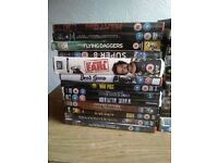 40+ DVDs Various