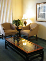 Furnished - Short- or Long-Term - No Lease