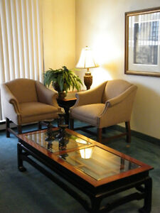 October 1st - Furnished - Short- or Long-Term - No Lease