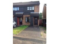 2 bed Semi Detached house with garden *PETS CONSIDERED*