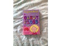 Jacqueline Wilson - Candy Floss book