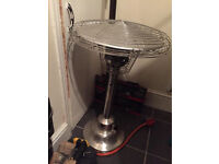 Patio gas heater