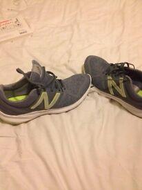 New Balance running trainers uk10