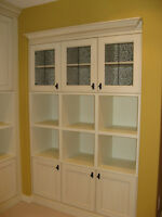 ANTIQUES/ FURNITURE/ CABINETRY- REPAINT...REFINISH in EP&D