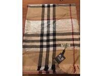 Brand new Burberry Scarf for sale