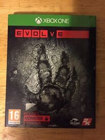 Evolve Xbox one