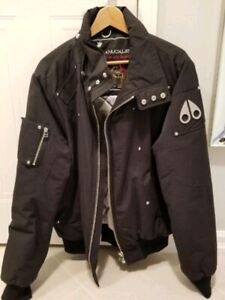 Moose Knuckles    Lightweight Bomber ( Fall— Early   Winter )