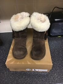 Authentic Plumdale UGG Boots