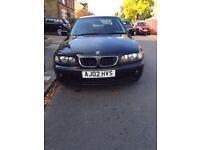 BMW 318i SE Auto M1 CC black 2002