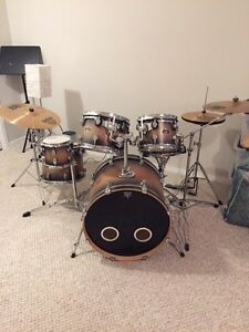 Pacific by DW drums full set everything you need  Kingston Kingston Area image 1