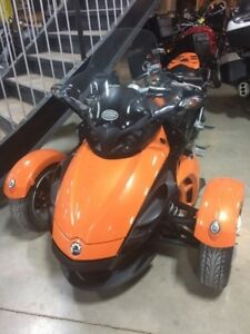 2008 Can-Am SPYDER ROADSTER SM5