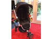 Quinny pushchair and carry cot