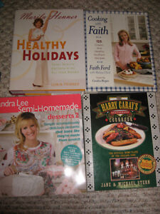 Cookbooks ** Brand New**