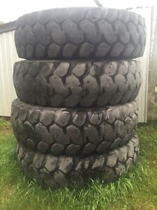 Industrial Tires, 2400/R35