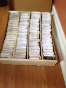 Large Boxes Sports Cards / Dealers Score available $50 per box