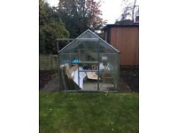 Greenhouse 8ft x 6ft (£0)
