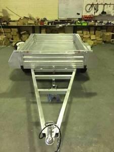WA Best Value! 6x4 Galvanized BOX TRAILER! O'Connor Fremantle Area Preview
