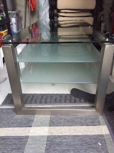 Table de verre qualité #1