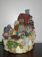 VINTAGE INDOOR TABLETOP WATER FOUNTAIN BOYD BEARS THEME