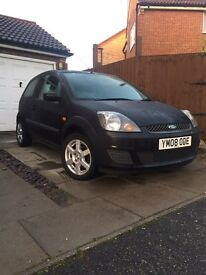 Ford Fiesta style Climate 1.25 2008