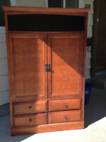 Four Drawer Cabinet - solid wood