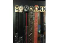 Men's women's belt /Gucci/Ferragamo/hermes/versace