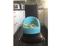 Dining chair booster seat (from Mothercare)
