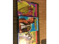 Fresh Prince of Bel Air DVD box set series 1,2 and 3