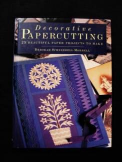 Decorative Papercutting - Deborah Schneebeli-Morrell [Hardback]