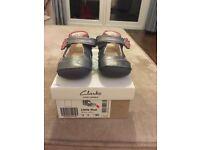 Clarks Fizz Shoes (3F)