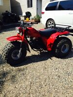 Honda 1984 trike in VERY GOOO+ condition