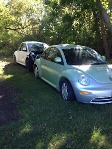 1998 VW beetle for parts