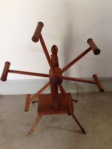 Antique Yarn Spinner
