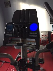 Work out equipment/ elliptical/ bow flex type system Sarnia Sarnia Area image 6