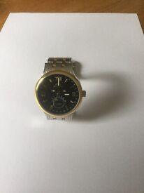 Astro Gents Bracelet Wristwatch